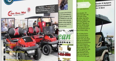 Golf Car Options August 2017