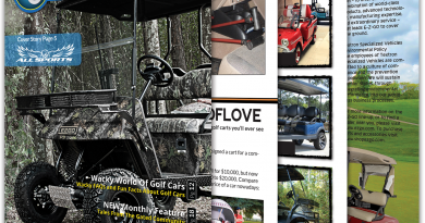 Golf Car Options October 2017
