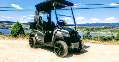NXT Golf Cart
