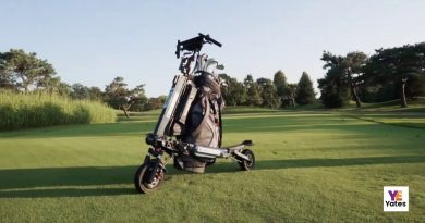Trikke Personal Golf Vehicle