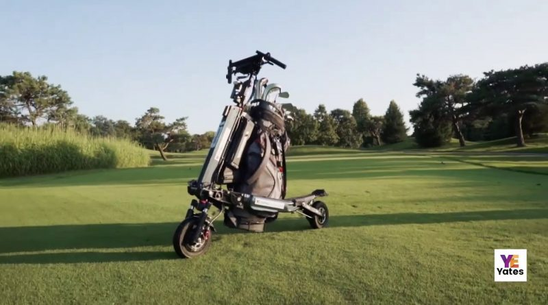 Trikke Personal Golf Vehicle