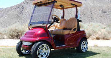 Fastest Golf Car