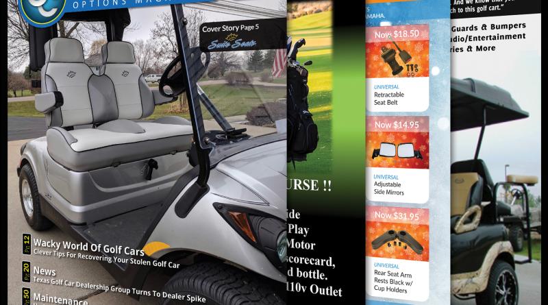 Golf Car Options January 2018