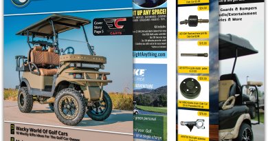 Golf Car Options November 2017
