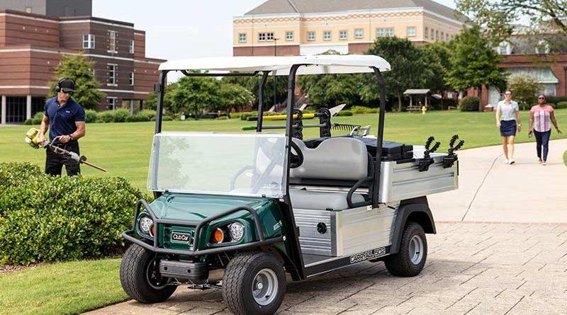 Club Car Carryall 502