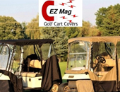 EZ Mag Golf Cart Cover
