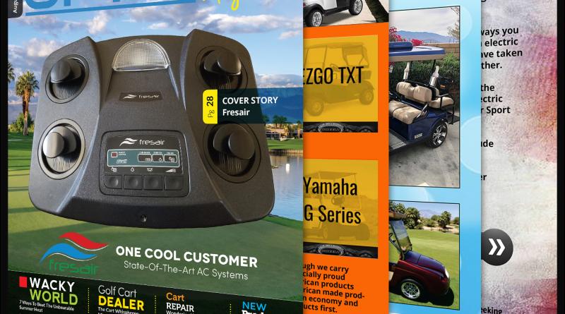 Golf Car Options August 2019