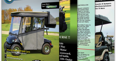 Golf Car Options December 2017