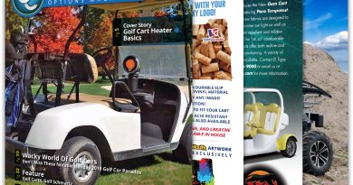 Golf Car Options December 2018