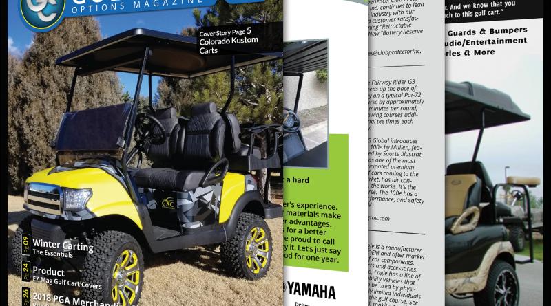 Golf Car Options February 2018