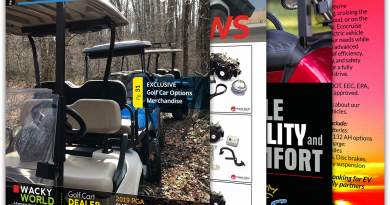 Golf Car Options February 2019