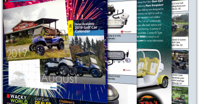 Golf Car Options January 2019