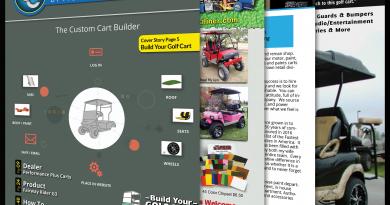 Golf Car Options March 2018