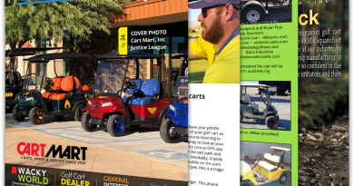 Golf Car Options March 2019
