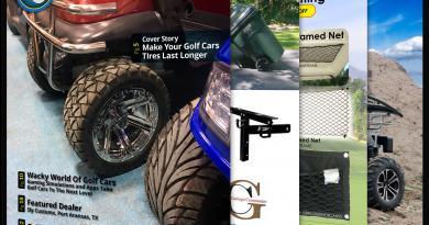 Golf Car options October 2018