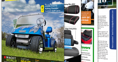 Golf Car Options September 2019