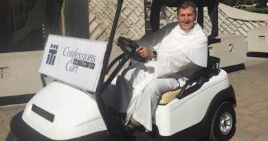 Golf Cart Confession