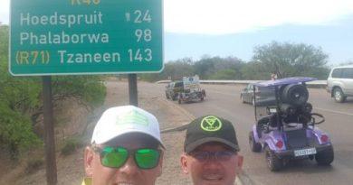 Golf Car Adventure