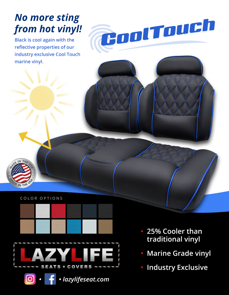 Lazy Life Seats + Covers