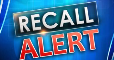 Golf Car Recall Alert