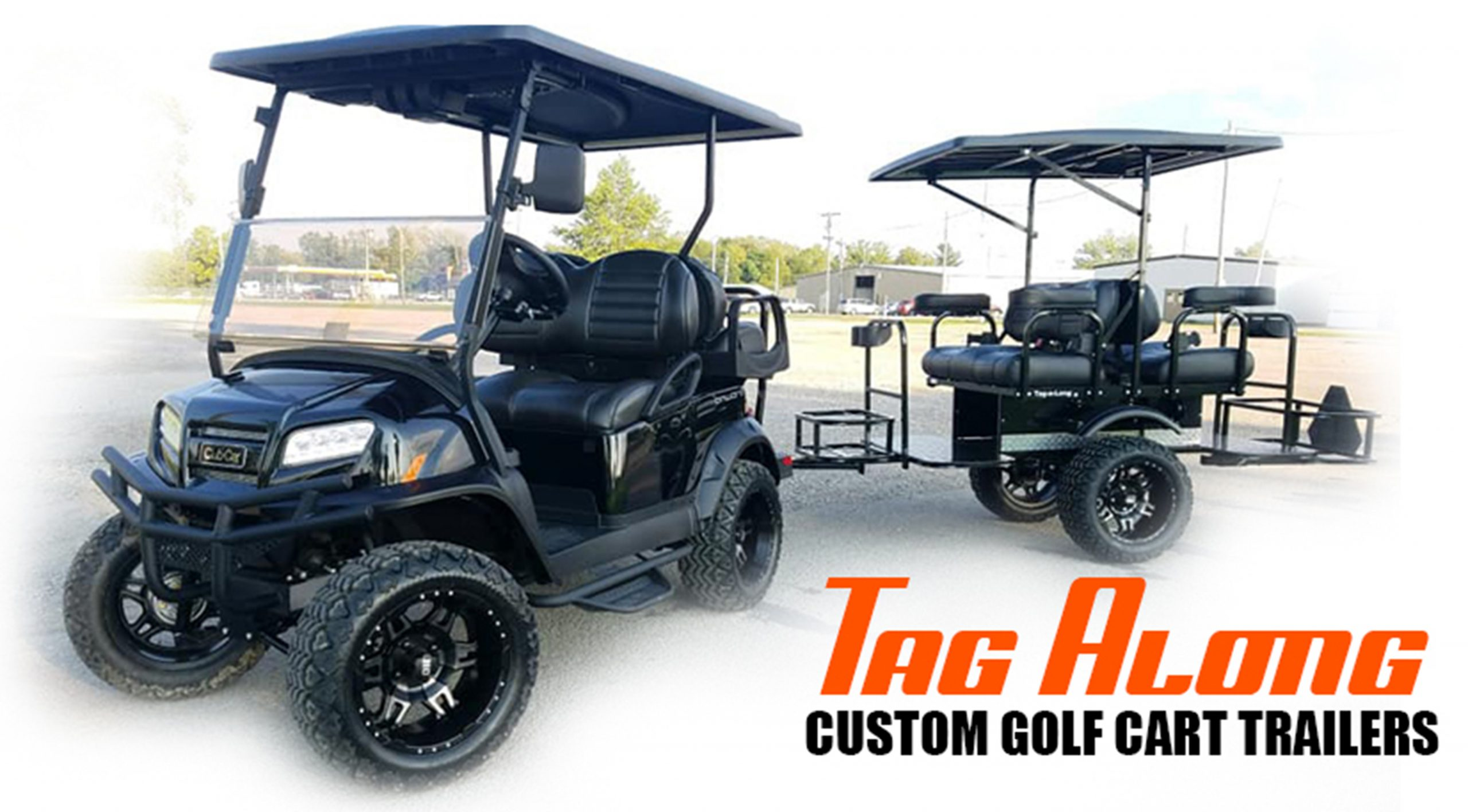 Golf Car Options A Conversation With Tim Osborn President Tag Along Carts