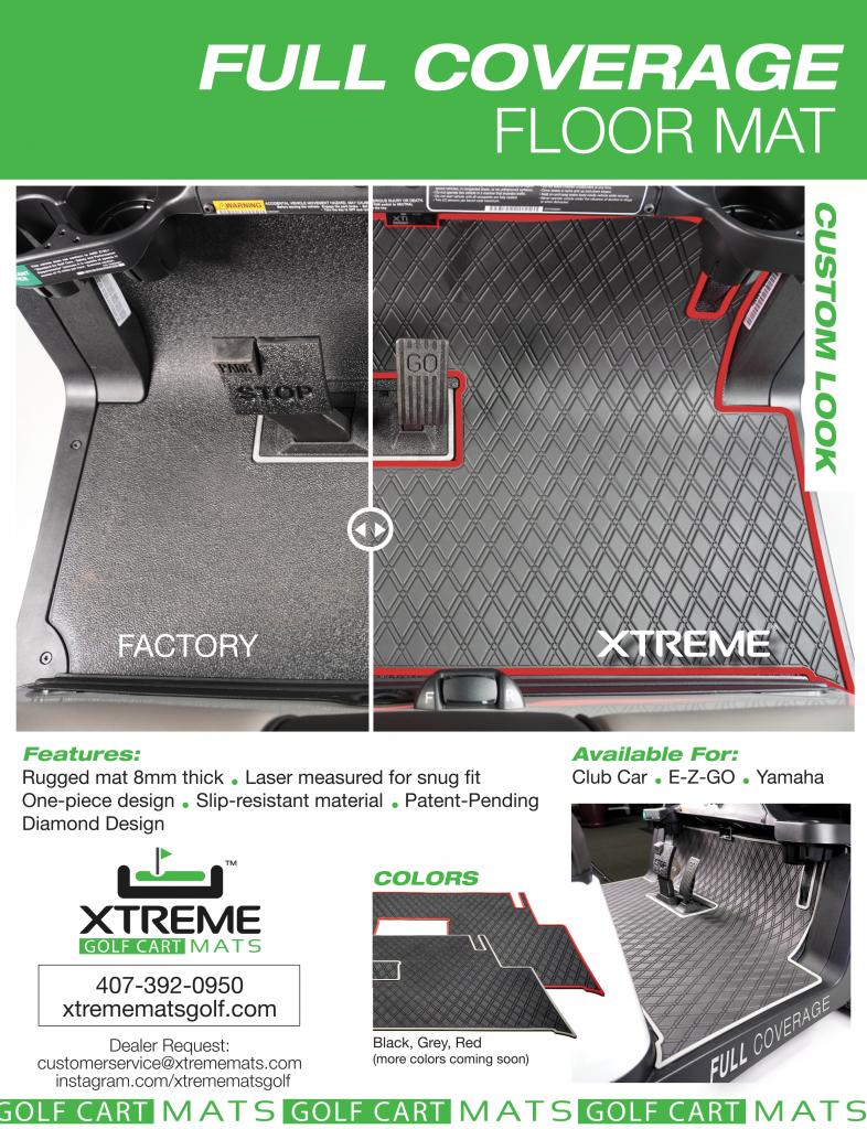 Xtreme Golf mats