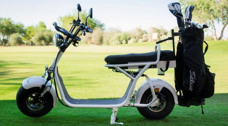 Fat Tire Golf Scooter