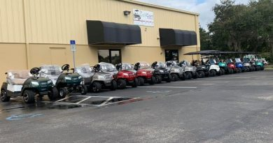The Golf Cart Company