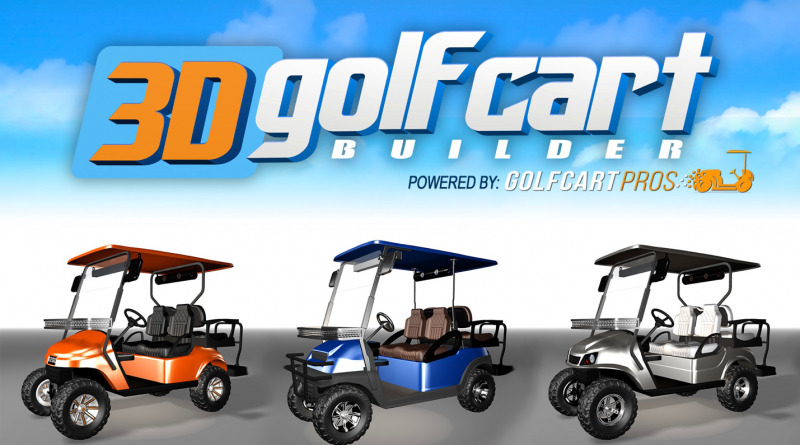 3d Golf Cart Builder