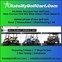 RateMyGolfCart.com