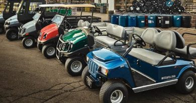 Club Car Financing