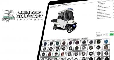 Build Your Golf Cart