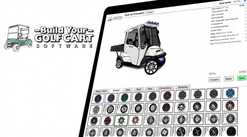 Build Your Golf Cart