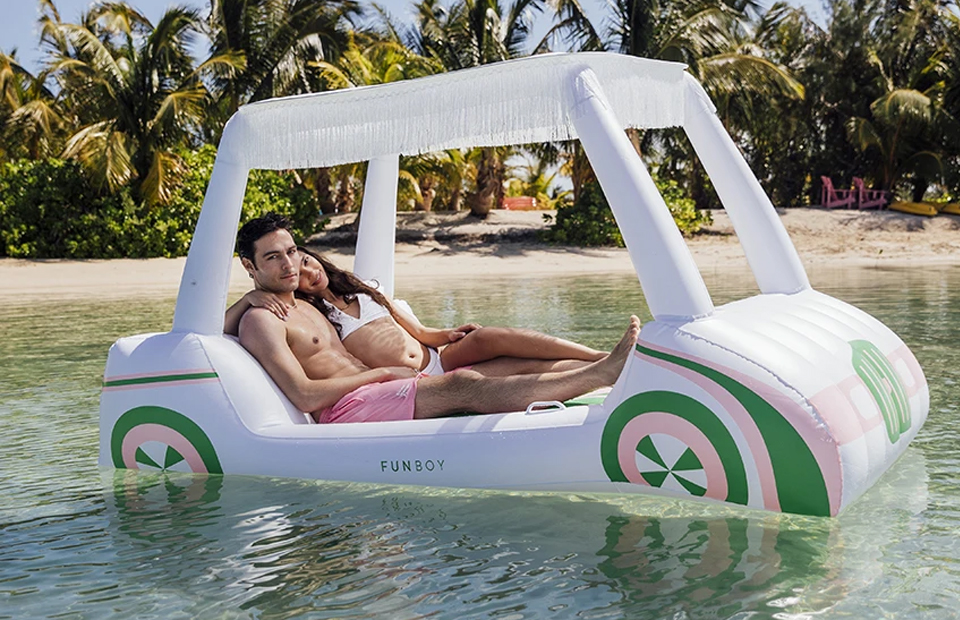 Funboy Golf Cart Float