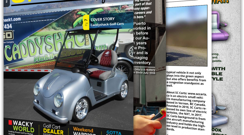 Golf Car Options May 2020