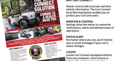 Cart Connect GPS