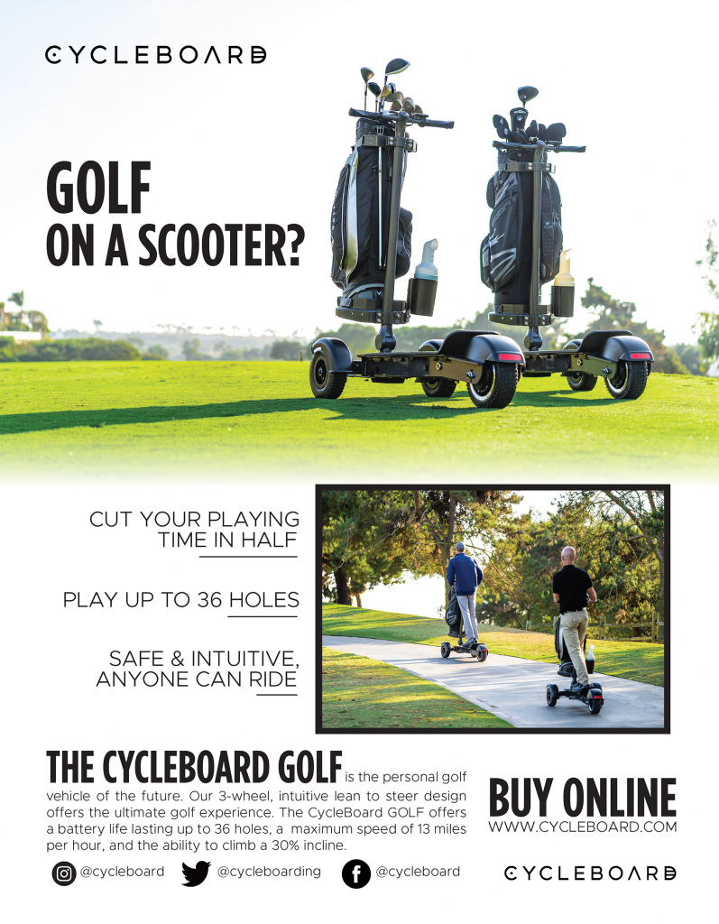 CycleBoard Golf
