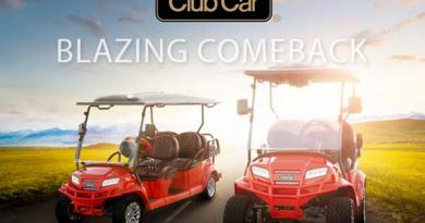 Club Car Blazing Comeback