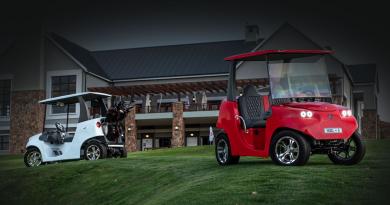 Mobi G Golf Cart