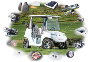 Mobi G Golf Cart Features
