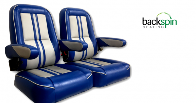Backspin Seating