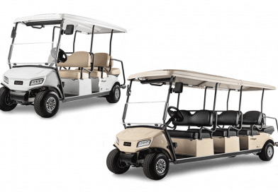 Introducing The All-New Club Car Villager 6 And 8
