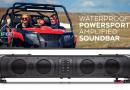 ECOXGEAR® Introduces powersports waterproof amplified Bluetooth soundbar