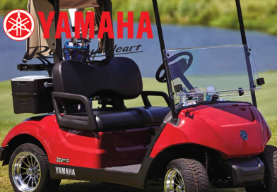 Yamaha Motor Manufacturing and Yamaha Golf-Car Company Donate New Golf Car to Help Patients of Piedmont Newnan Hospital