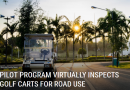 Pilot Program Virtually Inspects Golf Carts For Road Use