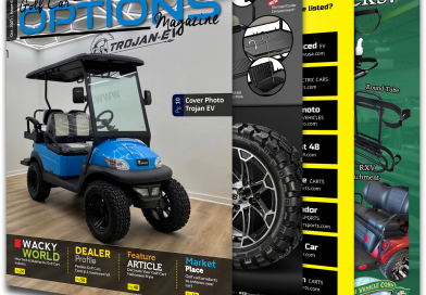 Trojan EV, A New Era In Advanced EV Golf Carts