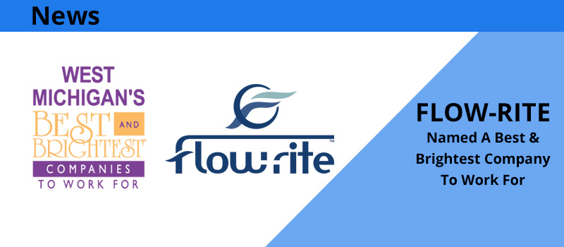 Flow-Rite Named A Best & Brightest Company To Work For